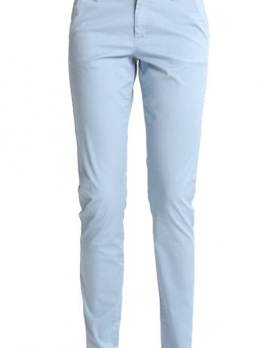 Chinos light blue Zalando Essentials chinos till dam.