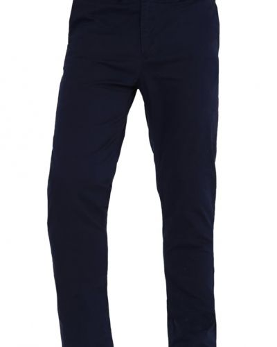 Chinos navy Scotch & Soda chinos till dam.