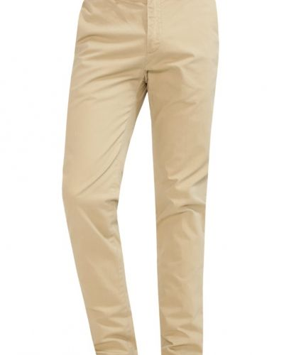Chinos retro tan Scotch & Soda chinos till dam.