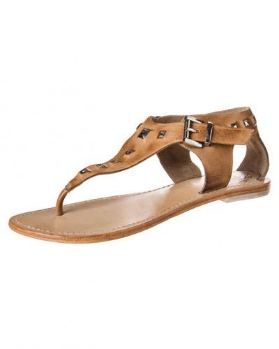 Sole Society CHLOE Sandaler & sandaletter Brunt - Sole Society - Träningsskor flip-flops