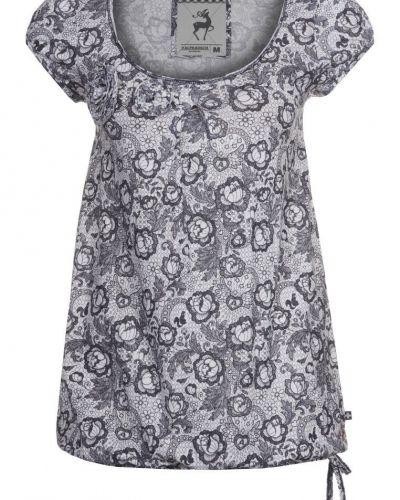 Alprausch CHRIGI Tshirt med tryck Blått - Alprausch - Kortärmade träningströjor