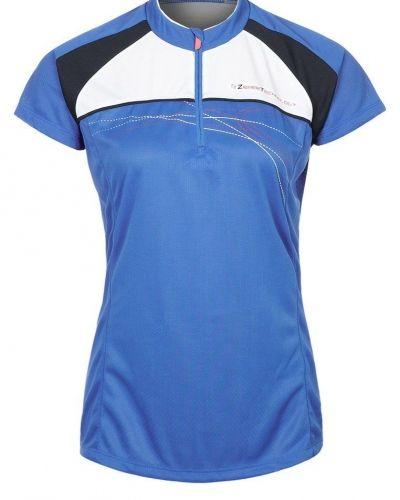 Ziener CHRISBY Funktionströja Blått från Ziener, Kortärmade träningströjor