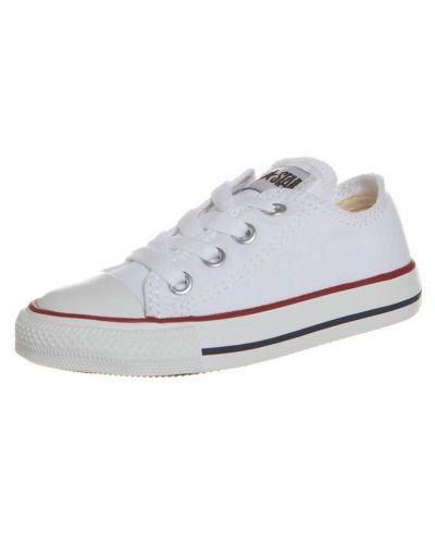 Vit sneakers från Converse till barn.