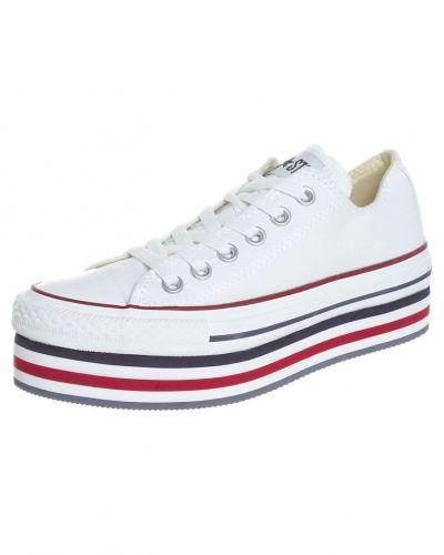 Converse Chuck taylor platform sneakers vitt