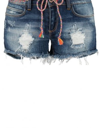 ONLY ONLY CLAUDI Jeansshorts dark blue denim