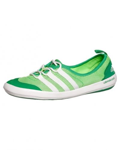 adidas Performance adidas Performance CLIMACOOL BOAT SLEEK Seglarskor Grönt. Traningsskor håller hög kvalitet.