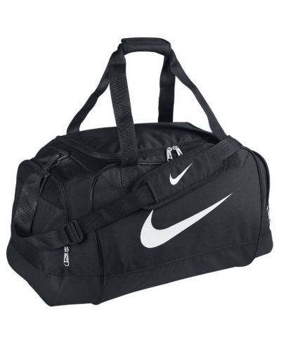 Nike Performance CLUB TEAM MEDIUM DUFFEL Sportväska Svart från Nike Performance, Sportbagar