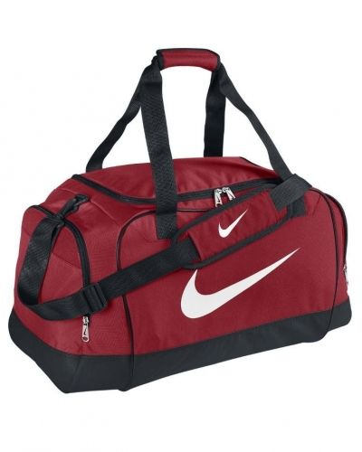 Nike Performance CLUB TEAM MEDIUM DUFFEL Sportväska Rött från Nike Performance, Sportbagar