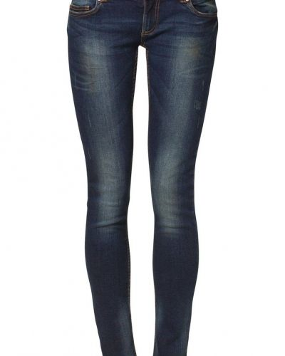 Till dam från ONLY, en blå slim fit jeans.