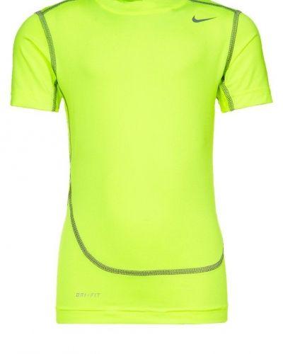 Nike Performance CORE COMPRESSION Undertröja Gult från Nike Performance, Underställströjor