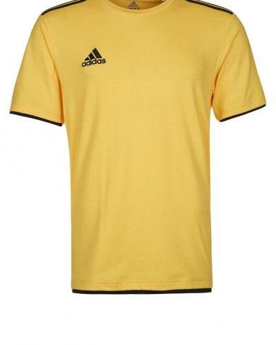 adidas Performance CORE11 Tshirt bas Gult från adidas Performance, Kortärmade träningströjor