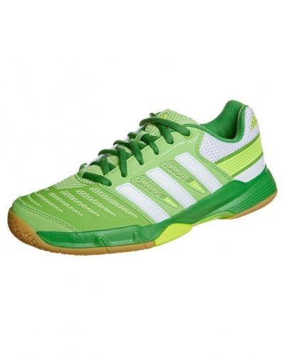 adidas Performance COURT STABIL 10.1 Indoorskor Grönt - adidas Performance - Inomhusskor