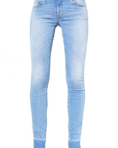 Jeans 7 for all mankind CRISTEN Jeans slim fit lightblue denim från 7 for all mankind