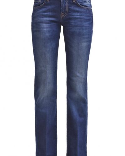 Bootcut jeans LTB CRISTIA Jeans bootcut blue från LTB