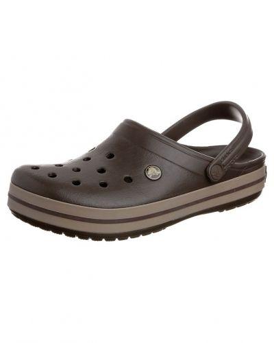Crocs Crocs CROCBAND Clogs Brunt. Traningsskor håller hög kvalitet.