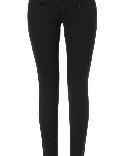 Till dam från MICHAEL Michael Kors, en svart slim fit jeans.