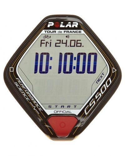 Polar CS 500 CAD Pulsmätare Gult från Polar, Pulsklockor