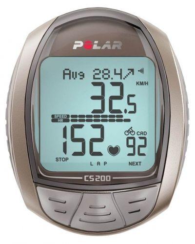 Polar Cs200cad. Traning-ovrigt håller hög kvalitet.