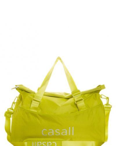 Casall Casall CYLINDER Sportväska Grönt. Väskorna håller hög kvalitet.