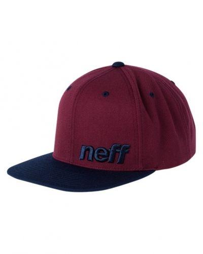 Neff Neff DAILY Keps maroon/navy