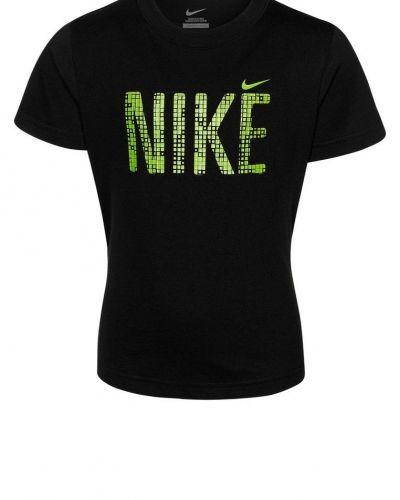 Nike Performance DASH VELOCITY Tshirt med tryck Svart från Nike Performance, Kortärmade träningströjor