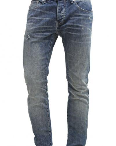 Earnest Sewn Earnest Sewn DEAN Jeans slim fit hideaway