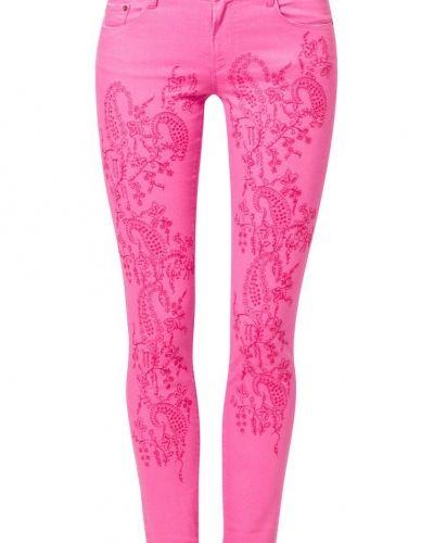Odd Molly CHEER JEANS Jeans slim fit Ljusrosa Odd Molly slim fit jeans till dam.