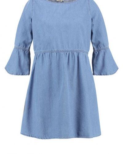 Deja jeansklänning mid blue denim Twist & Tango jeansklänning till tjejer.