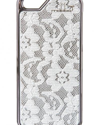 mabba DIE REIZVOLLE Mobilväska Silver - mabba - Telefonväskor