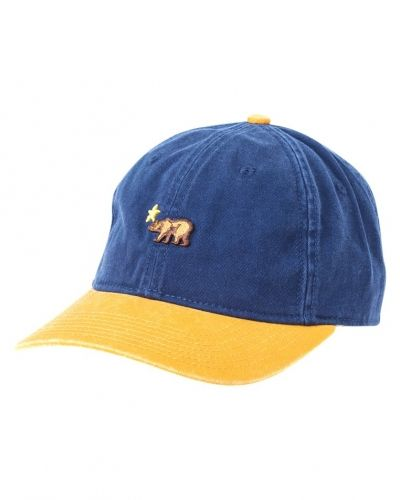 Keps Official DOLO Keps blue/yellow från Official