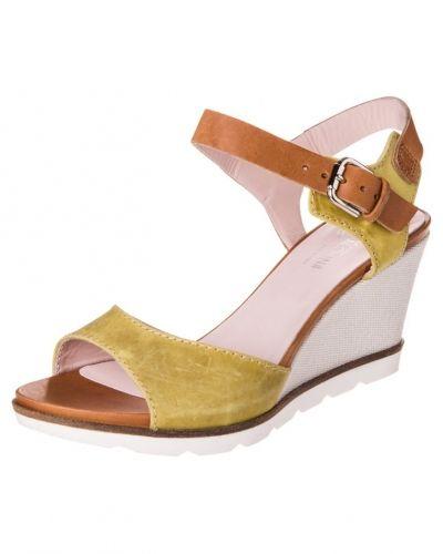Sandaletter med Kilklack till Dam