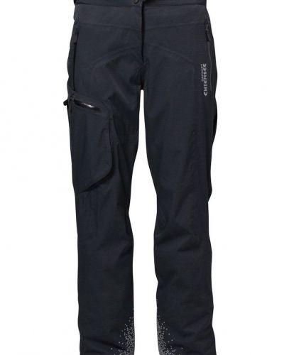 Chiemsee DONNA Täckbyxor Svart - Chiemsee - Träningsbyxor med långa ben