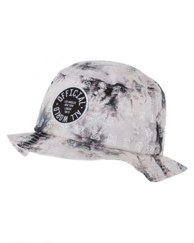 Official Official DOOMCITY Hatt black/white