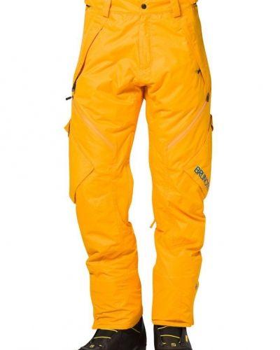 Brunotti DOUGLAS Täckbyxor Orange från Brunotti, Träningsbyxor med långa ben