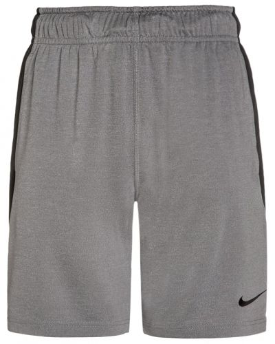 Dry träningsshorts dark grey heather/black Nike Performance shorts till dam.