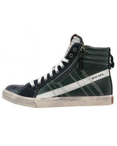 Diesel DSTRING Höga sneakers grün Diesel höga sneakers till herr.