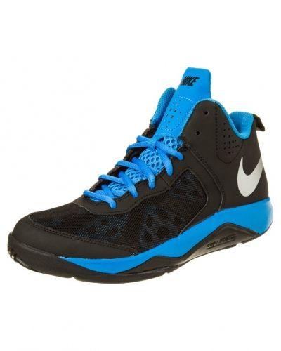 Nike Performance DUAL FUSION BB Indoorskor Svart - Nike Performance - Inomhusskor