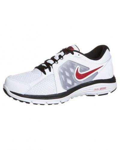 Nike Performance DUAL FUSION RUN Löparskor dämpning Vitt från Nike Performance, Löparskor