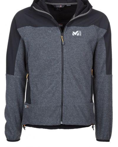 Millet Dual soft shell hoodie fleecejacka. Traningsjackor håller hög kvalitet.
