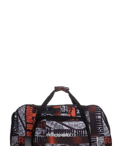 Nitro DUFFLE XL BAG ´12 All purpose träningsväskor Orange från Nitro, Weekendbags