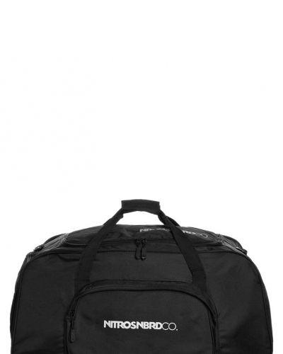 Nitro DUFFLE XL BAG ´12 All purpose träningsväskor Svart från Nitro, Weekendbags
