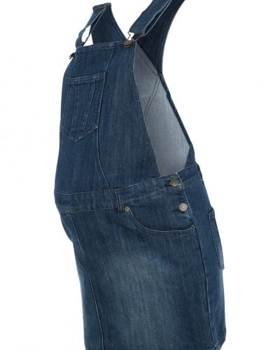 Dugaree jeanskjol indigo JoJo Maman Bébé jeanskjol till tjejer.