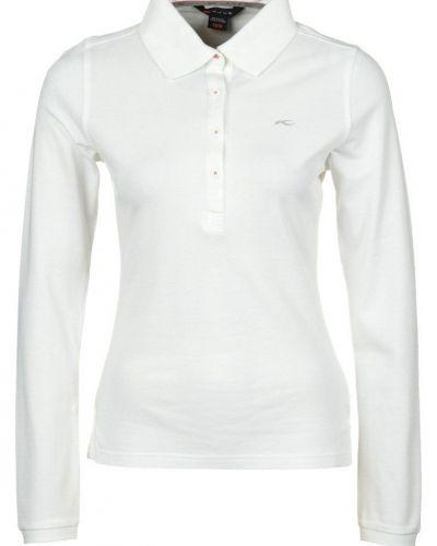 Kjus DUNES Tshirt långärmad Vitt - Kjus - Långärmade Träningströjor