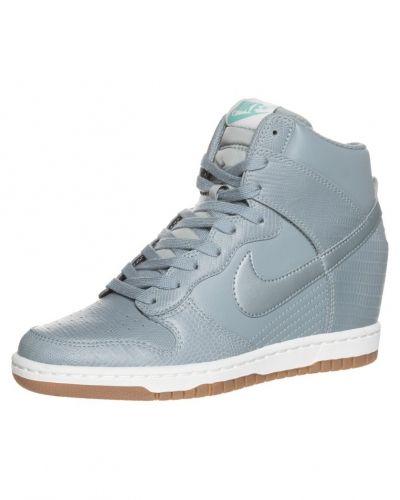 642047a7f5b Nike Sportswear - Nike Sportswear DUNK SKY HI Höga sneakers avatar  grey/hyper jade