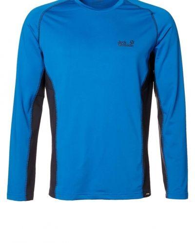 Jack Wolfskin DYNAMIC Tshirt långärmad Blått från Jack Wolfskin, Långärmade Träningströjor