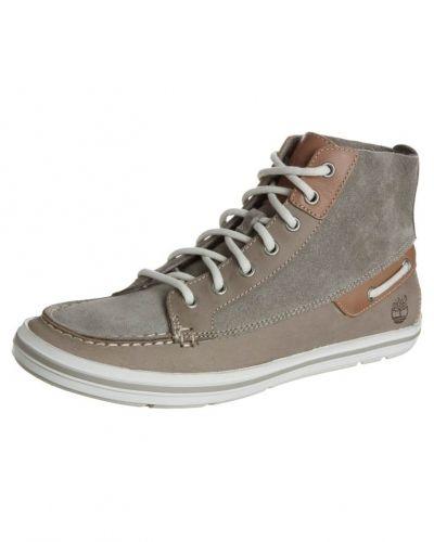 Timberland höga sneakers till dam.