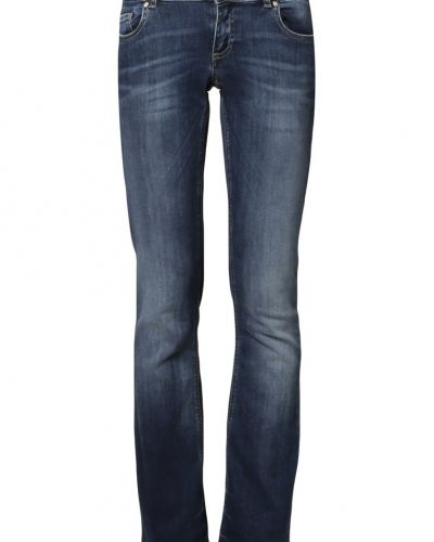 ONLY ONLY EBBA Jeans bootcut dark blue denim