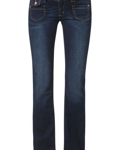 ONLY ONLY EBBA REA Jeans bootcut blue denim