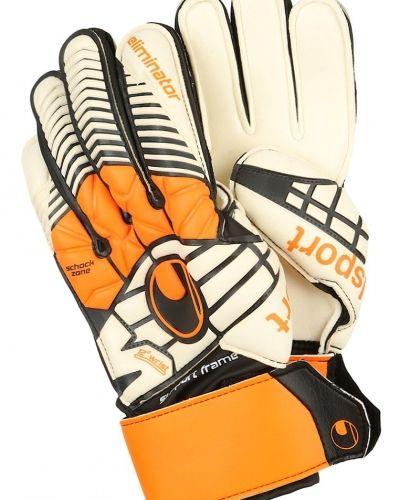 Uhlsport Uhlsport ELIMINATOR Målvaktshandskar schwarz/orange/weiß