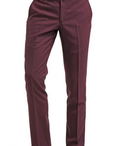Noose & Monkey Noose & Monkey ELLROY Kostymbyxor burgundy